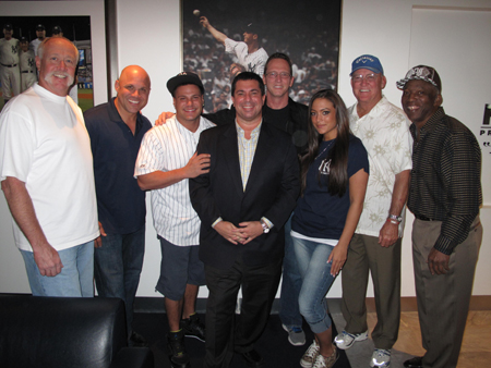 Jersey Shore's Ronnie and Sammi's Date Night at the 'Perfect Suite' at Yankees Stadium